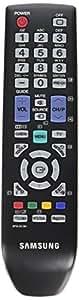 Samsung BP59-00138A - Mando a distancia (Botones, IR inalámbrico, Negro, TV, AAA, 230MXN, 230TSN, LH46BVPLBF/XY, LH46BVPLBF/ZA, LH46BVPLBF/ZB, LH46BVPLBF/ZD, LH46BVPLSF/EN, LH46BVTLB)