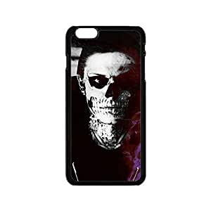 Sublimation Printed Customized Hard Plastic Case Cover with Picture for iPhone 6 Plus 5.5