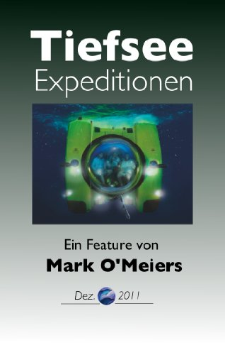 Tiefsee-Expeditionen im Pazifik (German Edition)