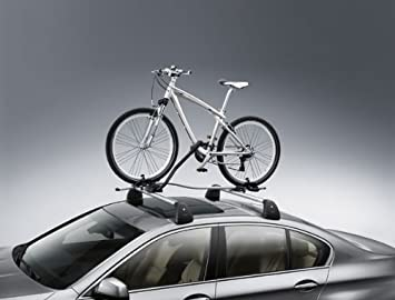 BMW Touring Mountain Bike Rack Attachment Fitting All BMW Roof Rack Systems  MAIN ROOF RACK CROSS