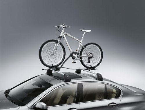 Amazon.com: BMW Touring Mountain Bike Rack Attachment Fitting All BMW Roof  Rack Systems MAIN ROOF RACK CROSS BARS ARE NOT INCLUDED: Automotive