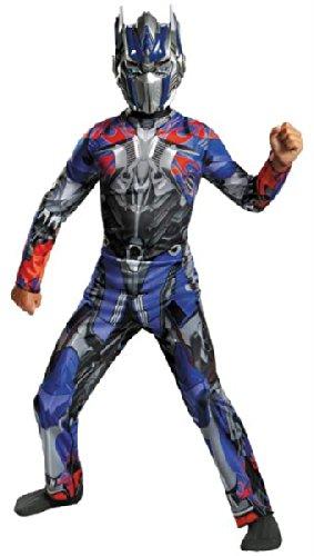 Optimus Prime Costume Ideas (Optimus Prime Classic Costume - Small)