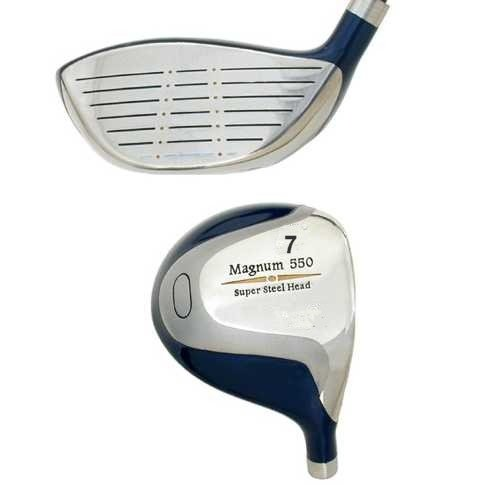 m #7 Utility Fairway Wood wLady Flex Graphite Shaft: Petite, Regular or Tall; Free Head Cover Fast Shipping Made in USA ()