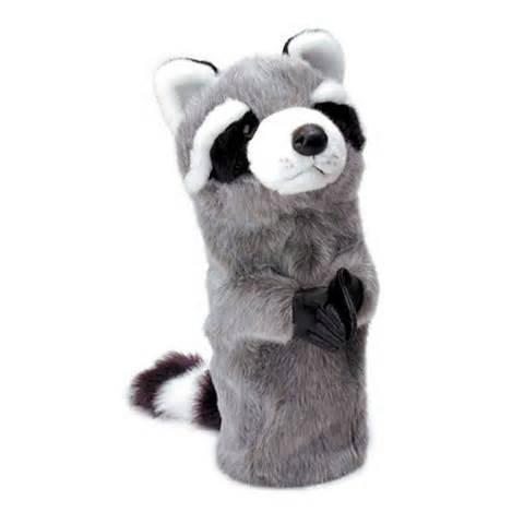 (Daphne's HeadCovers: Headcover - Raccoon)