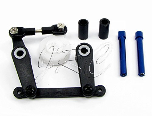 CLASSIC?T-maxx?2.5?STEERING?SET?(bellcrank,?post,?servo?saver,?Traxxas?49104 by (Steering Post Set)