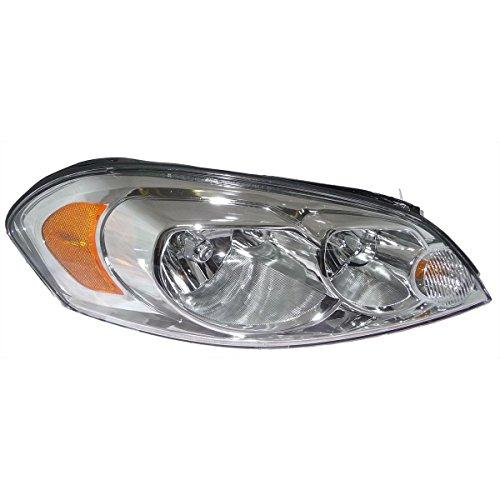 Chevy Impala 06-14 Right Passenger Side Rh Headlight Headlamp - Chevy Impala Headlight Impala