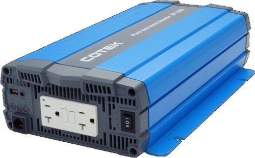 Cotek SP700-212 700 Watt 12 Volt Inverter Pure Sine Wave -