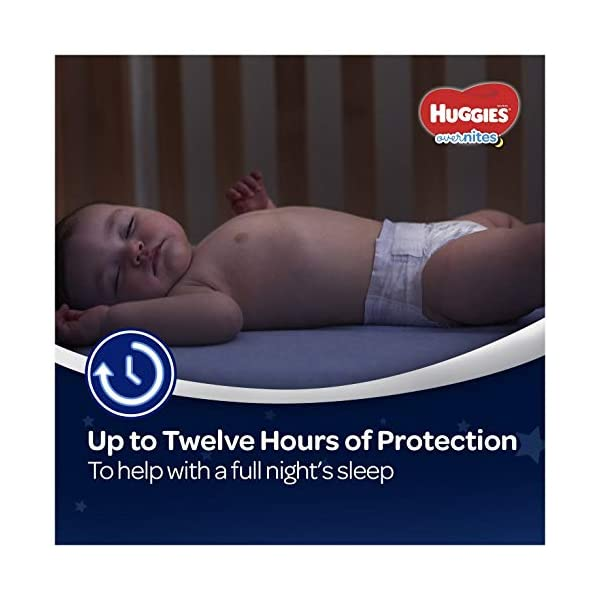 Huggies Overnites Nighttime Diapers 3