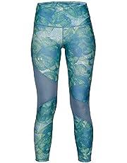 Under Armour Women's UA HeatGear Armour Ankle Crop Print Capri Pant