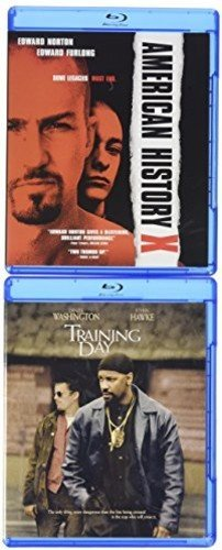 American History X & Training Day (2Pk/BD) [Blu-ray]