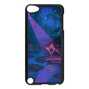 Princess and the Frog iPod Touch 5 Case Black ogi ngoiq