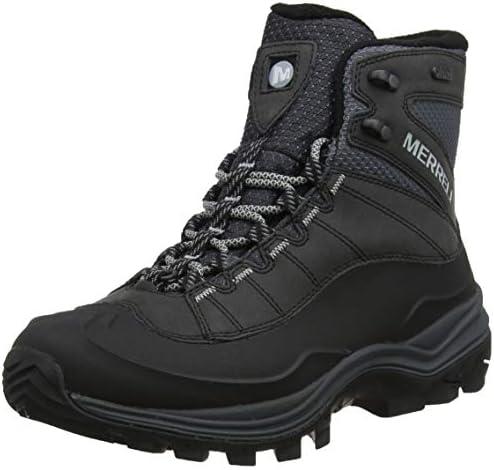 "Merrell Men's Thermo Chill 6"" Shell Waterproof Sneaker, Womens 10"