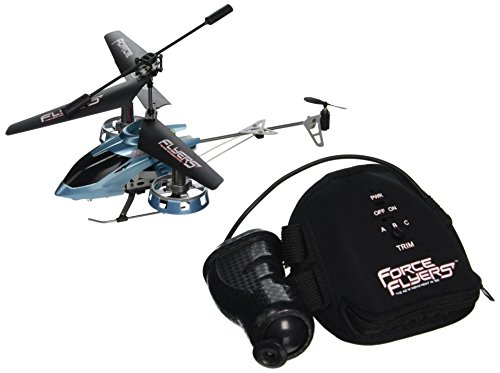 Force Flyers Raptor 4-CH RC Helicopter