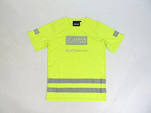 超高品質で人気の ロータス F1 2014年 支給品 メンズ セットアップ用 反射素材 リフレクター 反射素材 半袖 Tシャツ B01M58AYWQ メンズ S 4/5 B01M58AYWQ, ハチロウガタマチ:e2b9f903 --- cliente.opweb0005.servidorwebfacil.com