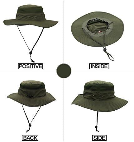 sombrero de pescador unisex talla 60 para adultos Saoirse.Hats Sombrero de verano para hombre protecci/ón UV transpirable plegable