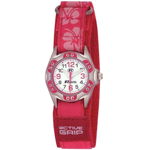 Armbanduhr kinder  Ravel Kinder-Armbanduhr Analog pink R1507.19: Amazon.de: Uhren