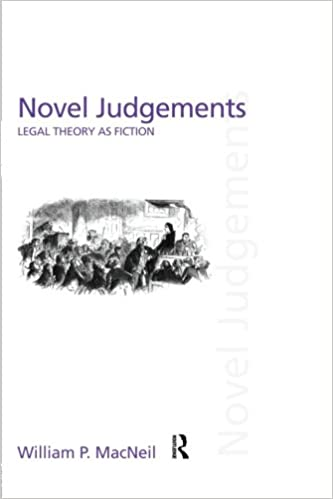 Novel Judgements (Discourses of Law)