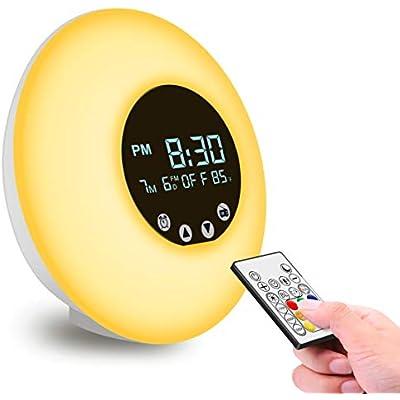govee-alarm-clock-usb-wake-up-light