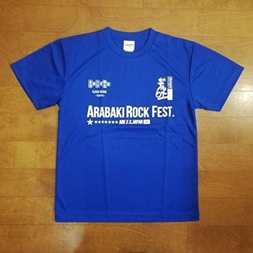 アラバキ ARABAKI サッカーシャツ Tシャツ S サッカー フジロック