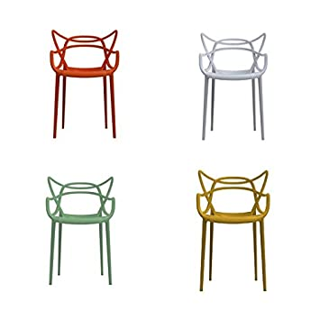 Multi Pack Of 4 Chairs Kartell Masters Chair
