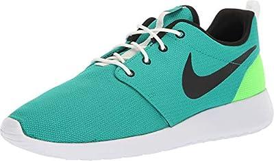 NIKE Men's Roshe One Shoe Green (8.5)