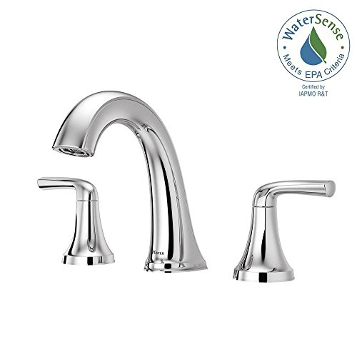 Pfister LF-049-LRCC Ladera  2-Handle Bathroom Faucet in Polished Chrome