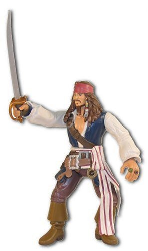 Sword Slashing Jack Sparrow -