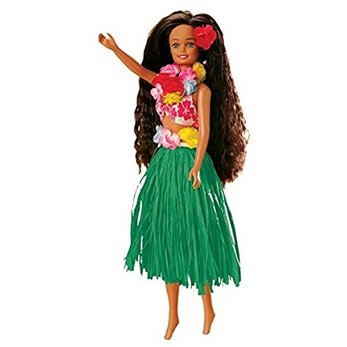 Hawaiian Hula Dancing Girl Doll - Fits Most Barbie ...