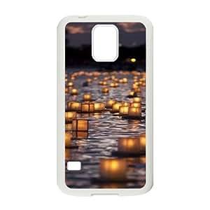 Lanterns ZLB816755 Unique Design Phone Case for SamSung Galaxy S5 I9600, SamSung Galaxy S5 I9600 Case