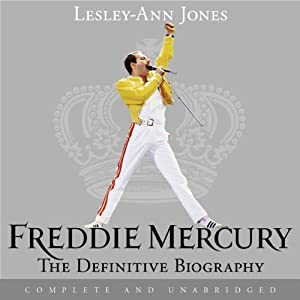 Freddie Mercury: The Definitive Biography Audiobook
