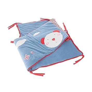 vente chaude en ligne b2281 5c3cd DODO D'AMOUR Sac tour de lit bébé Tidours - 190 cm: Amazon ...