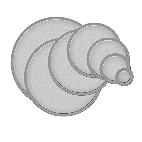 - Spellbinders S4-116 Nestabilities Small Standard Circles Etched/Wafer Thin Dies