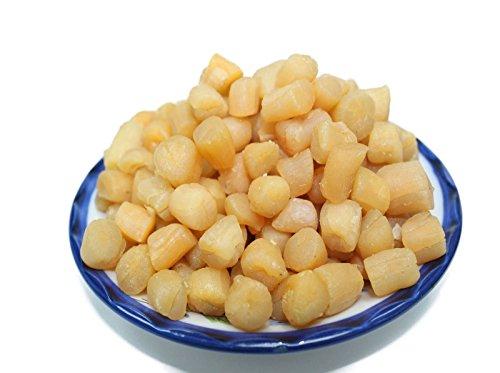 China Good Food Dried Fresh scallops / Qingdao scallops 1KG 青島貝 FREE Worldwide AIRMAIL by China Good Food