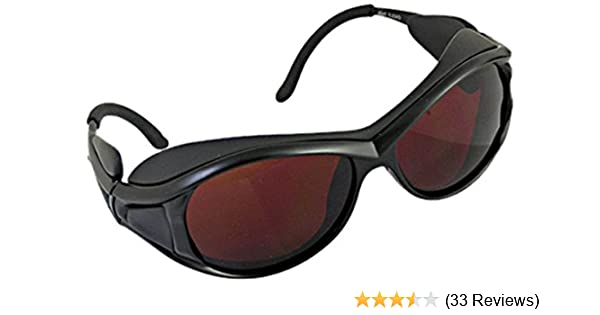 IR Infrared Laser Protective Goggles Safety Glasses IPLS  For 190nm-2000nm OD4
