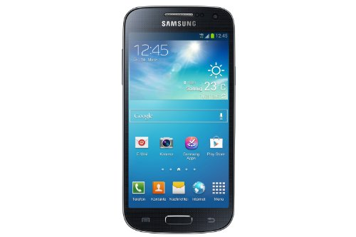 SAMSUNG GALAXY S4 MINI GT-i9195 8GB, LTE, UNLOCKED International Version Black (Unlocked Samsung 4 Mini)