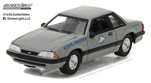 Greenlight 1/64 Kentucky State Police 1991 Ford Mustang