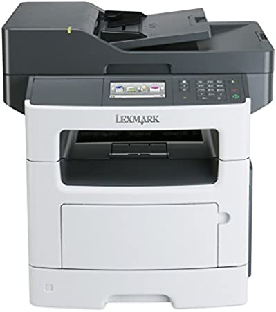 Lexmark MB2546adwe Multi Function Monochrome Laser Printer, Duplex with Two Sided Printing, Wireless Network and Airprint Ready (36SC871)