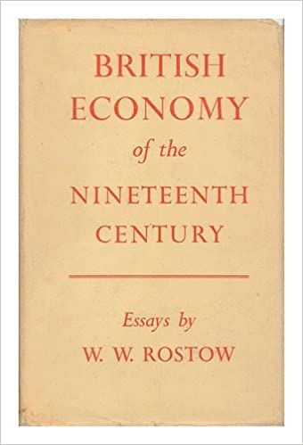 British Economy Of The Nineteenth Century Essays By Ww Rostow  British Economy Of The Nineteenth Century Essays By Ww Rostow Ww  Rostow Amazoncom Books Sample Business School Essays also High School Personal Statement Essay Examples  Essay On Health Promotion