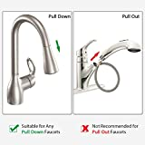 Replacement Hose kit for Moen Pulldown Kitchen Faucets, Equal to Moen 150259