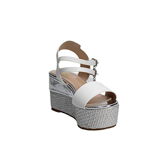 Femme Braccialini 16 Blanc Sandale 9325L UUwq1