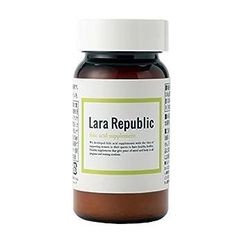 Lara Republic 葉酸サプリ