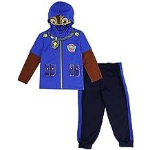Paw Patrol Little Boys' Hooded Tee and Pants Set