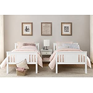 Dorel Living Dylan Bunk Bed, Twin