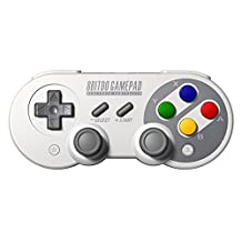SF30Pro Gamepad, YIKESHU excellent 8Bitdo Controller work with Nintendo Switch, Wireless Bluetooth Controller Classic Nintendo Gamepad Joystick for Mac, Android and Windows devices(SF30Pro)