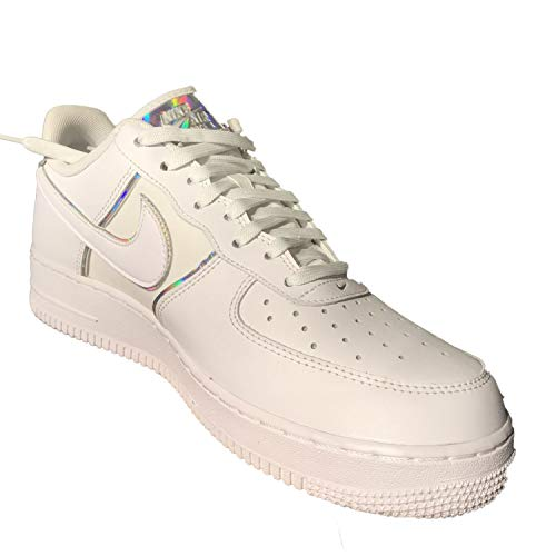4 Zapatillas De 100 Lv8 Blanco Baloncesto 1 white Para Force Hombre Air '07 Nike qxRaUXw6