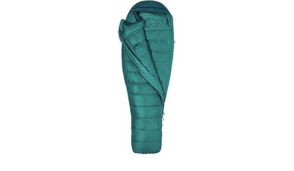 Marmot Wms Angel Fire Saco de Dormir Mummia, Acolchado en Ganso 650, Ligero y cálido, Mujer: Amazon.es: Deportes y aire libre
