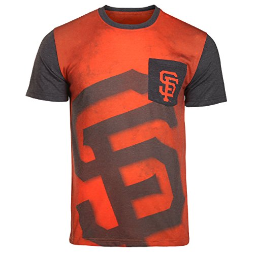 (San Francisco Giants 2016 Cotton/Poly Pocket Tee Large)