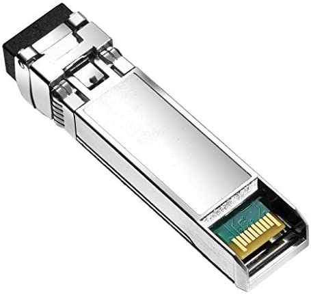 10GBase-SR Fiber Optic Transceiver Multi-Mode 850nm 300-meter with DDM for Cisco Compatible SFP-10G-SR Macroreer SFP