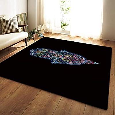 Tapis design contemporain moderne tapis coloré design ...