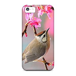 Faddish Phone Spring Bird Cases For Iphone 5c / Perfect Cases Covers